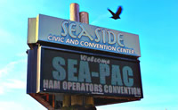 Seaside Convention center